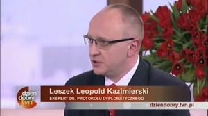 Leszek Leopold baron von Biberstein Kazimierski
