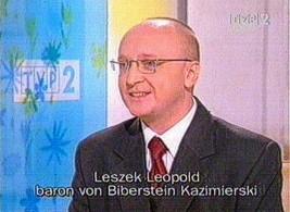 Baron Leszek Leopold Kazimierski